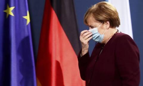Κορονοϊός στη Γερμανία: Παράταση του «μερικού lockdown» ανακοίνωσε η Μέρκελ