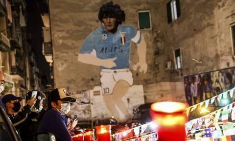 Ντιέγκο Μαραντόνα: Εκεί που τον λατρεύουν πραγματικά