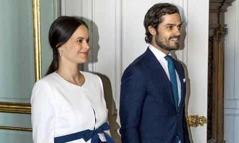 Σουηδία: Θετικοί στoν κορονοϊό o πρίγκιπας Καρλ Φιλίπ και η πριγκίπισσα Σοφία