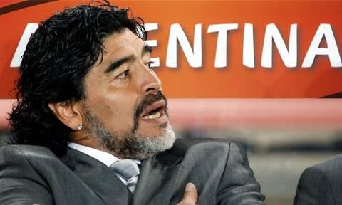 Ντιέγκο Μαραντόνα: Το «αξεσουάρ» που λάτρευε περισσότερο!