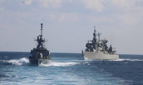 Sea Guardian: Η Ελλάδα στην μεγάλη ΝΑΤΟϊκή άσκηση στην Ανατολική Μεσόγειο