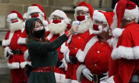 Κορονοϊός: Γιατί τα φετινά Χριστούγεννα είναι επικίνδυνα