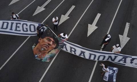 Ντιέγκο Μαραντόνα: Εκεί θα είναι η τελευταία του κατοικία - Τρεις ώρες για να προσκυνήσουν τη σορό