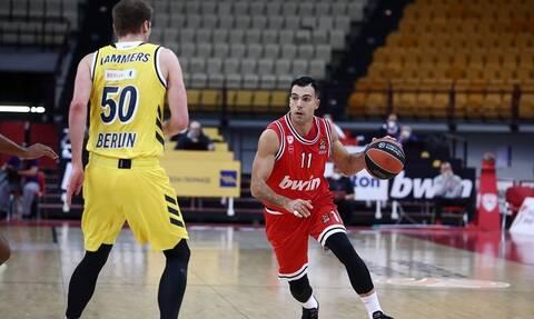 Euroleague – Ολυμπιακός: «Επιστρέφει» κόντρα στην Μπασκόνια – Η ώρα και το κανάλι