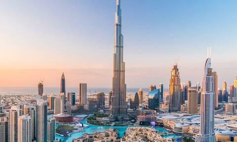Πόσο ύψος έχει το υψηλότερο κτίριο στον κόσμο;