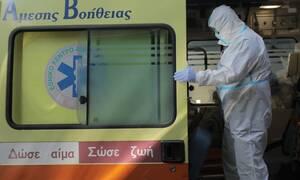 Κορονοϊός: Συναγερμός στην Καβάλα - Ένας νεκρός και 30 κρούσματα σε γηροκομείο