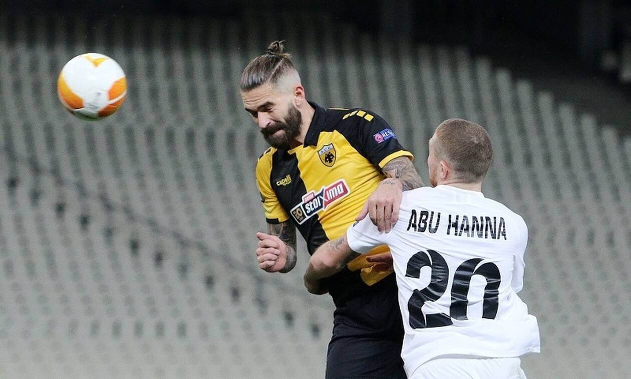 Europa League - ΑΕΚ: Ζόρια... για τους «κιτρινόμαυρους» (videos)