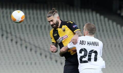 Europa League – ΑΕΚ: Ζόρια... για τους «κιτρινόμαυρους» (videos)
