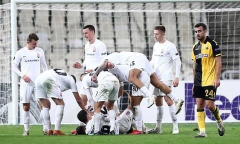 Europa League – AEK: Εφιαλτική βραδιά και «βαριά» ήττα - Όλα τα γκολ (videos)