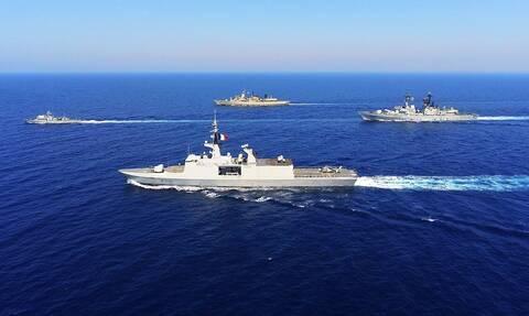 Ελλάς - Γαλλία - στρατιωτική συνεργασία: Η συμφωνία που προκαλεί νευρικό κλονισμό στον Ερντογάν