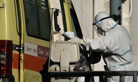 Κορονοϊός: Φονικός Νοέμβριος – Πάνω από 1.300 θάνατοι σε 26 ημέρες στην Ελλάδα