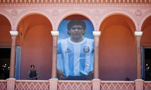 Ντιέγκο Μαραντόνα: Don't cry for him Argentina - Ο «Θεός» αναπαύτηκε στη γη του Μπουένος Άιρες