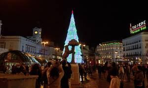 Ισπανία: Σε ρυθμούς Χριστουγέννων μπήκε η Μαδρίτη
