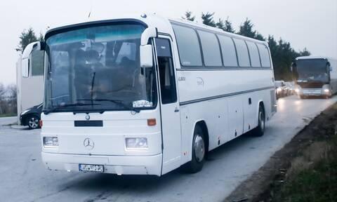 Επιδότηση για τα τουριστικά λεωφορεία που έχει κατατεθεί η άδεια κυκλοφορίας και οι πινακίδες