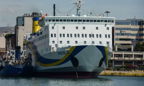 Περιπέτεια για τους επιβάτες του «Πρέβελης: Έχασε άγκυρα στην Κάρπαθο