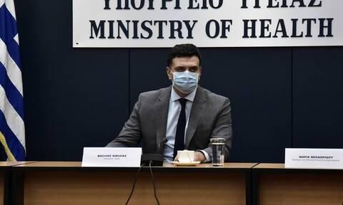 Κορονοϊός - Κικίλιας: Δεν έχει πρόβλημα το νοσοκομείο της Δράμας