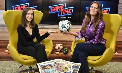 Αγγελική Κούρκουλου στο ΟΠΑΠ Game Time: «Αν η ΑΕΚ δείξει συνέπεια θα επικρατήσει άνετα»