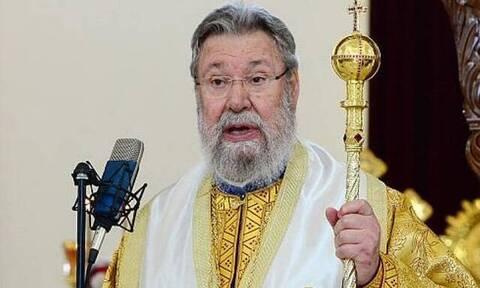 Αρχιεπίσκοπος Κύπρου: Δεν υπάρχει «σχίσμα» στην Εκκλησία της Κύπρου