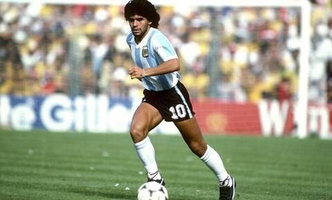 Ντιέγκο Μαραντόνα: Τα καλύτερα σκίτσα για τον «Θεό» του ποδοσφαίρου (photos)