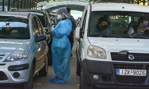 Κορονοϊός: Τι έδειξαν τα rapid test σε 9 περιοχές-Πού βρέθηκαν τα περισσότερα θετικά