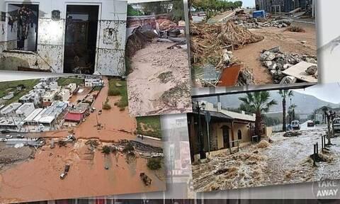 Μπράβο τους! Μαζεύουν λεφτά για τα παιδιά που είδαν τα σπίτια τους να πλημμυρίζουν