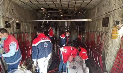 Κορονoϊός: Πέθανε ο ασθενής που διακομίστηκε στο Αττικόν από την Δράμα