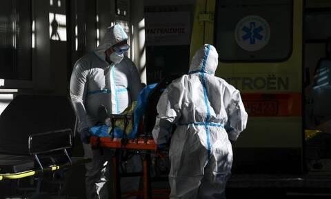 Κρούσματα σήμερα: Δεκάδες νεκροί και νέα αύξηση διασωληνωμένων - Κρίσιμα 24ωρα