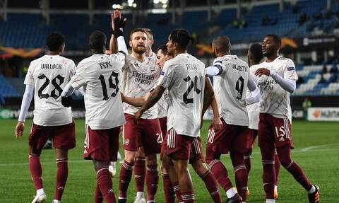 Europa League: Πολλά τα γκολ φέτος