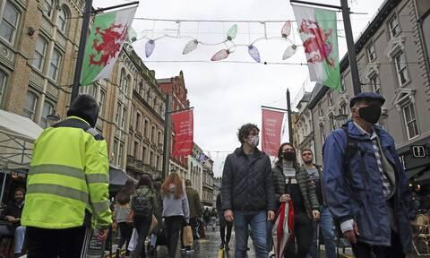 Βρετανία – Κορονοϊός: Η Ουαλία θα ενισχύσει τους περιορισμούς με το βλέμμα στα Χριστούγεννα