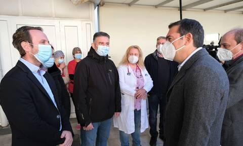 Γιατροί Δράμας σε Τσίπρα: Θέλουμε στήριξη, δεν αντέχουμε - 140 ασθενείς με 5 γιατρούς δεν «βγαίνει»