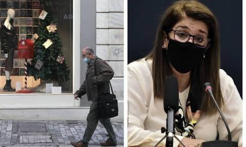 Παπαευαγγέλου στο Newsbomb.gr: Επικίνδυνη η άρση του lockdown – Παραμένει μεγάλη η διασπορά του ιού