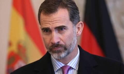 Ισπανία - Κορονοϊός: Ο βασιλιάς Φελίπε αρνητικός στον Covid - Παραμένει σε καραντίνα