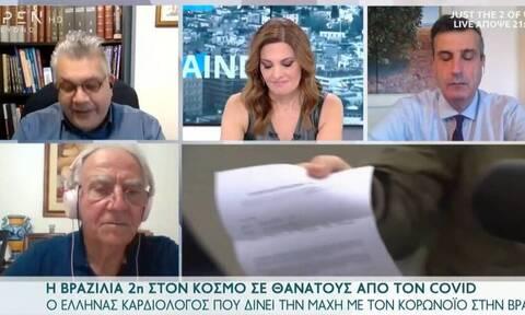 Κορονοϊός: Προειδοποίηση από τον πρύτανη του ΑΠΘ για τις επόμενες 15 μέρες