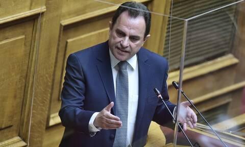 Γεωργαντάς στο Newsbomb.gr: Μέσω του gov.gr η διαδικασία για το εμβόλιο του κορονοϊού