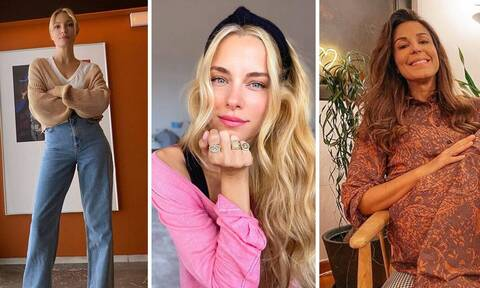 Δεν ξέρεις τι να φορέσεις στο σπίτι; Δες τι επέλεξαν οι διάσημες μαμάδες