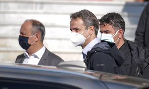 Zέρβας - Τζιτζικώστας: Να παραμείνει σε lockdown η Θεσσαλονίκη - Να μην ανοίξουν τα σχολεία