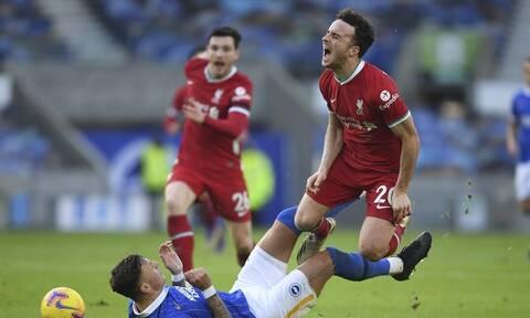 Premier League – Λίβερπουλ: Το VAR σόκαρε τους πρωταθλητές! - Δείτε τα γκολ (videos)