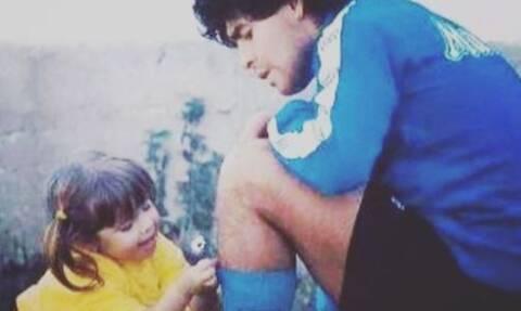 Ντιέγκο Μαραντόνα: Συγκλονίζει η μεγάλη του κόρη - «Μαζεύω τα κομμάτια μου»