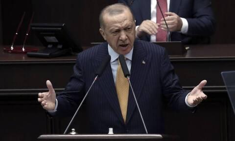 Έτοιμος να «χτυπήσει» την Ελλάδα ο Ερντογάν