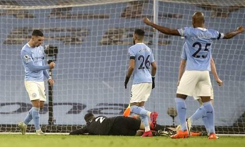 Premier League – Μάντσεστερ Σίτι: «Πολίτες» πέντε αστέρων! - Όλα τα γκολ