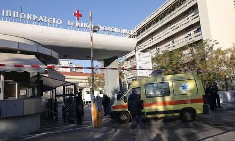 Κορονοϊός - Ιπποκράτειο: Fake news οι θάνατοι γιατρών λέει ο διοικητής του νοσοκομείου