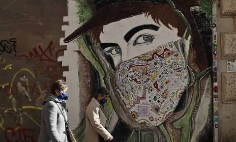Ιταλία - κορονοϊός: Μείωση των κρουσμάτων και των νεκρών σήμερα