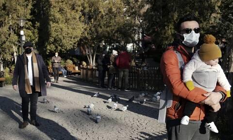 Τουρκία - Κορονοϊός: Αριθμός ρεκόρ θανάτων για έκτη συνεχή ημέρα