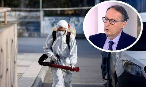 Κορονοϊός - «Βόμβα» Σύψα: Να μην αρθεί το lockdown πριν τις 21 Δεκεμβρίου - Μέτρα μέχρι την Άνοιξη