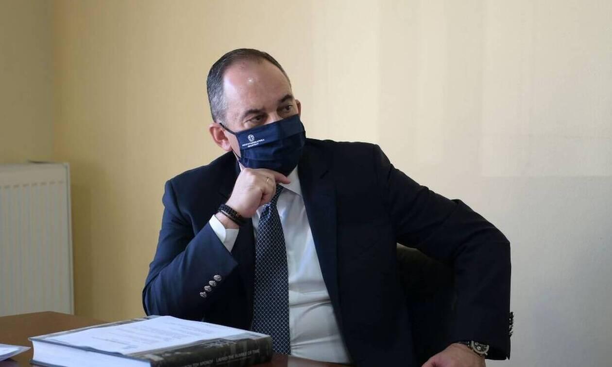 Στον Ευαγγελισμό ο Γιάννης Πλακιωτάκης - Νοσεί από κορονοϊό