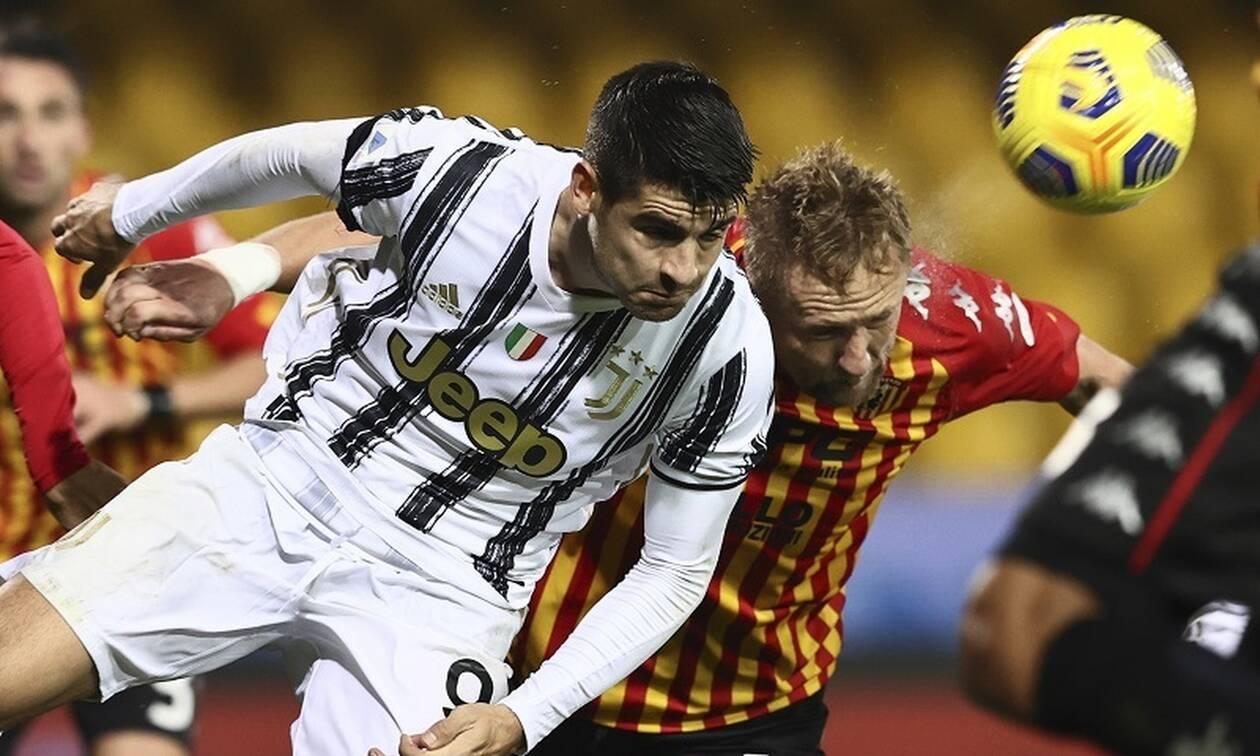 Serie A - Γιουβέντους: Κάζο χωρίς Κριστιάνο Ρονάλντο! - Δείτε τα γκολ