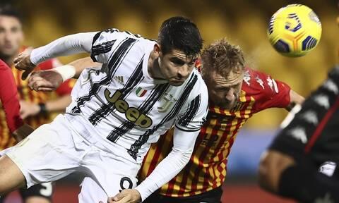 Serie A – Γιουβέντους: Κάζο χωρίς Κριστιάνο Ρονάλντο! - Δείτε τα γκολ