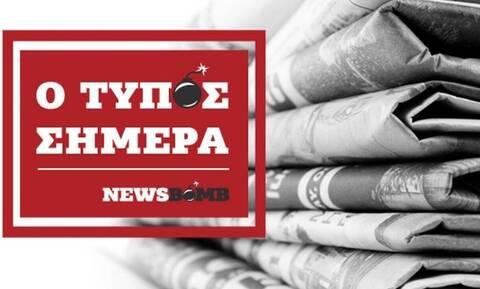 Εφημερίδες: Διαβάστε τα πρωτοσέλιδα των Κυριακάτικων εφημερίδων (29/11/2020)
