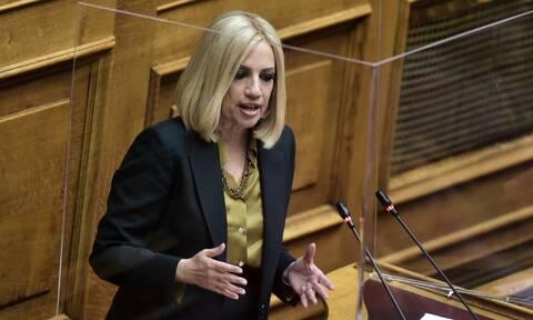 Γεννηματά: Στη Θεσσαλονίκη αναδεικνύονται οι ευθύνες της κυβέρνησης - «Άνοιξε τη χώρα χωρίς σχέδιο»