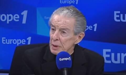 Γαλλία: Πέθανε ο δημοσιογράφος και εκδότης Ζαν Λουί Σερβάν - Σρεμπέρ